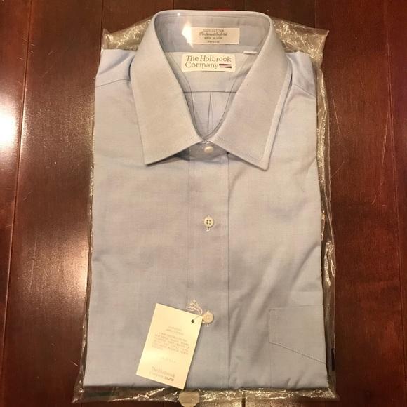 3b817a2f0f13 The Holbrook Company Shirts | Nwt Vintage Oxford Shirt | Poshmark